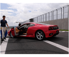 Drive experience - Carros